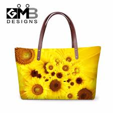 Fresh <b>Summer</b> Shoulder Handbag for Teen Girls Flower <b>Printed</b> ...