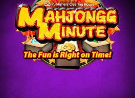 Play <b>Free</b> Mahjongg Minute Online | Play to Win at PCHgames ...