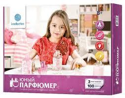 <b>Наборы юного парфюмера Intellectico</b>