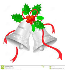 Jingle Bell Garland Jingle Bells Clip Art Jingle Bells With Red Bow Sleigh Painted