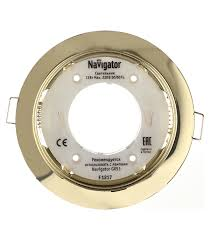 <b>Светильник встраиваемый Navigator GX53</b> d106 мм 220 В ...
