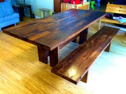 Yew Dining Room Furniture Room A Beautiful Mess Dining Room Table And Chairs Diy Spalted