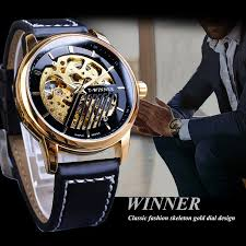 T-<b>WINNER</b> New <b>Hollow</b> Simple Fashion Automatic Movement ...