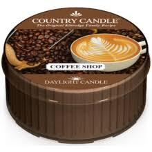 Country Candle <b>Coffee Shop</b> чайная <b>свеча</b> | notino.ru
