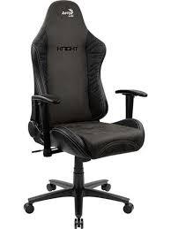<b>Компьютерное кресло AeroCool Knight</b> Iron Black | www.gt-a.ru