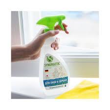 Биоразлагаемое <b>средство Synergetic для мытья</b> стекол и зеркал ...