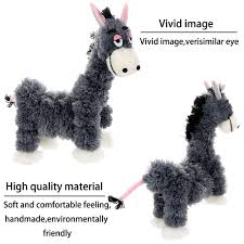 New <b>Muppets Toys Funny Pull</b> String Puppet Donkey Toys Joint ...