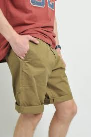<b>Шорты VINTAGE INDUSTRIES Kingsman</b> Chino short Коричневый ...