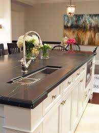 countertops popular options today: tags original meredith heron black marble kitchen countertopjpgrendhgtvcom