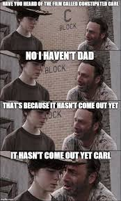 the walking dead coral - Imgflip via Relatably.com