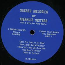Sacred Melodies - Songs