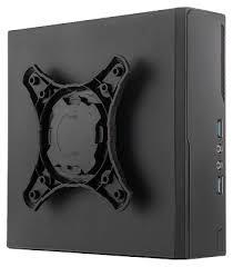 Купить Компьютерный <b>корпус Foxline FL</b>-<b>103</b> 120W <b>Black</b> по ...