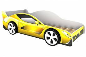 Подростковая <b>кровать Бельмарко машина Феррари</b> ...