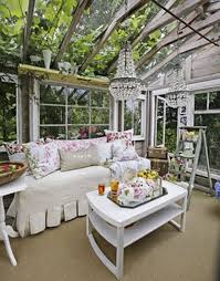 shabby chic office sunroom ideas pictures of sunrooms decorated shady sunroom next to big tree a beautiful cristal chandelier and vintage interior design of chic office ideas furniture
