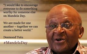 Finest five popular quotes by desmond tutu images English via Relatably.com