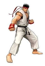 隆 | リュウ | Ryu Mugen Character Download