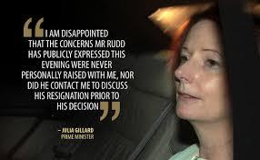 The numbers game begins as Julia Gillard calls for Labor ... via Relatably.com