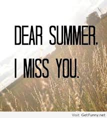 Dear Summer Quotes. QuotesGram via Relatably.com