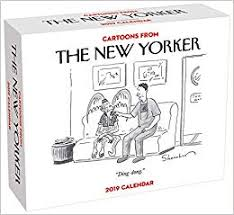 <b>Cartoons</b> from The <b>New</b> Yorker <b>2019</b> Day-to-Day Calendar: Conde ...