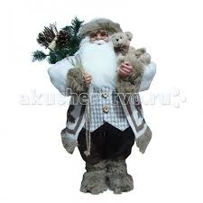 <b>Maxitoys</b> Фигура <b>Дед</b> Мороз в Шубе 80 см <b>Дед</b> Мороз - большая ...