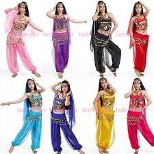 2019 <b>Festival</b> Belly Dance <b>Costume Set</b> Professional Bollywood ...