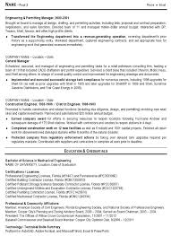 resume sample    engineering management resume    career resumes    sample resume   engineering management page