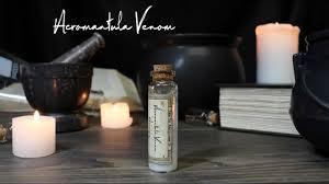 Acromantula Venom : <b>Harry</b> Potter Potions : <b>DIY</b> Prop Bottle : Horace ...