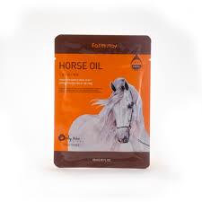 Купить Тканевая <b>маска с лошадиным маслом</b> для сухой кожи, 23 ...