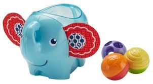 Развивающая <b>игрушка Fisher</b>-<b>Price</b> Слоник с шариками (DYW57 ...