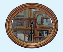 interior architectural design e2 80 94 gill lagodich gallery gl 7721 oval mirror cover shot web architectural mirrored furniture design