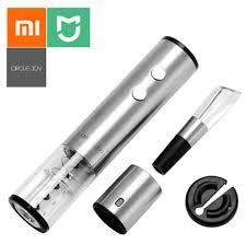 <b>Xiaomi</b> Mijia Circle Joy электрическая открывалка для бутылок из ...