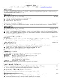 engineering resume samples entry  seangarrette coresume objective examples electrical engineering electrical engineer resume examples