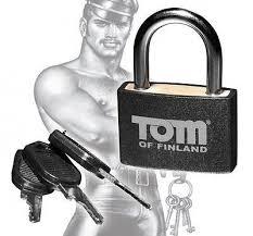 <b>Tom Of Finland Tom of Finland</b> Metal <b>Lock</b> - <b>замок</b>, цена 419 грн ...