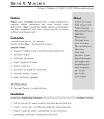 intern resume template accounting internship accounting  moresume coresume  resume examples internship for profile with education and skills