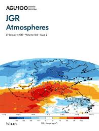 Changes in Aerosol Chemistry From <b>2014</b> to 2016 in <b>Winter</b> in ...