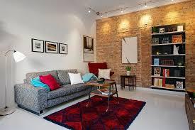 scandinavian furniture living room scandinavian setting up brick wall brick living room furniture