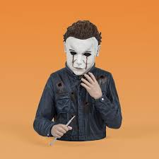 <b>Halloween</b> II <b>Michael Myers</b> Spinature – Waxwork Records