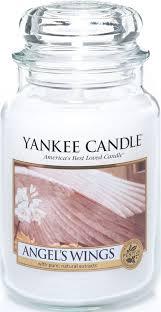 """<b>Ароматическая свеча</b> Yankee Candle """"Крылья ангела / <b>Angel</b> ..."""
