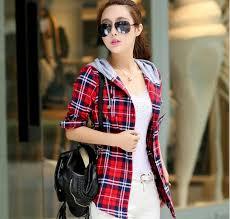 Lady's <b>Winter</b> Blouses Long Sleeve <b>Plus</b> Size Hoodie <b>Cotton Casual</b> ...