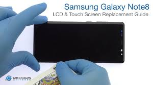 <b>Samsung Galaxy</b> Note8 LCD & Touch Screen <b>Replacement</b> Guide ...