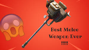 LEAD SLED HAMMER GAMEPLAY * BEST MELEE WEAPON in ...