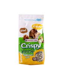 <b>Корм</b> для хомяков и других грызунов <b>Crispy</b> Muesli Hamsters & Co ...