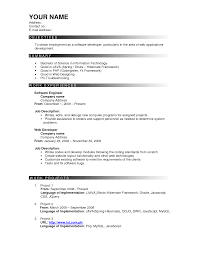 resume  how to write an effective resume examples  chaoszresume cover