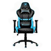 Купить <b>кресло компьютерное</b> игровое <b>cougar</b> armor one sky blue ...