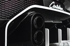 Титановые <b>накладки на выхлопные</b> трубы для гиперкаров Bugatti ...