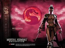 Милина (Mortal Kombat) — Википедия