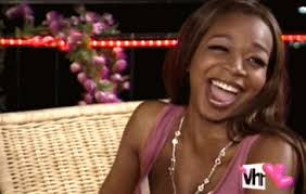 Image result for image of black girl laughing