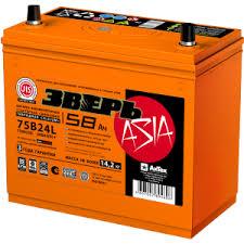 Автомобильный аккумулятор <b>Зверь</b>, азия, автоаккумулятор <b>Zver</b> ...