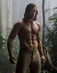 Image result for alexander skarsgrd legend of tarzan