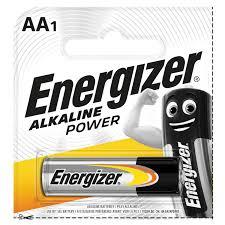 <b>Батарейка ENERGIZER Alkaline</b> Power, AA (LR06, 15А) – купить ...